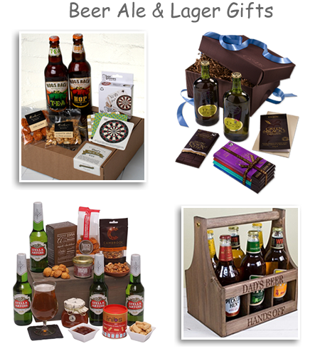 beer lager hampers under £50