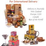 Alcohol Free Hampers Delivered Worldwide