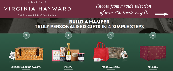 virginia hayward create your own hamper