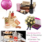 Gardening Gifts and Hampers for Mother's Day