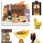 Easter Eggs, Gifts and Sharing Hampers