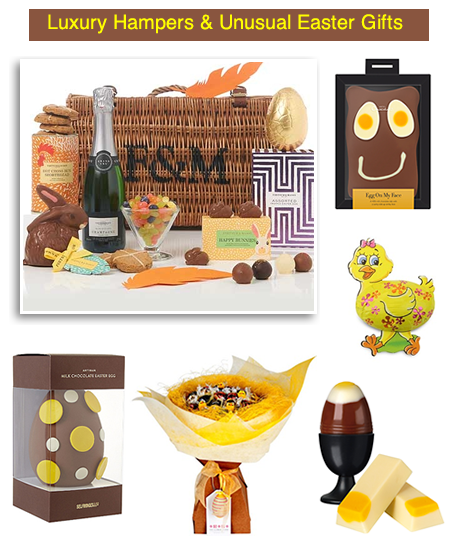 Luxury Easter Hampers & Chocolate Gifts