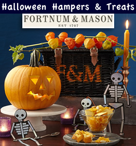 Fortnum & Mason Halloween Hampers