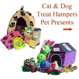 Dog & Cat Pet Gifts Hampers