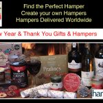 Office Party Hampers Staff Christmas Gift Bags