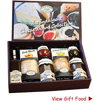 Luxury Cheese and Biscuits Hamper Gifts