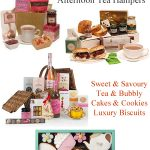 Mother's Day Afternoon Cream Tea Hampers