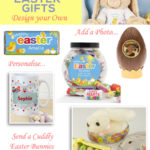 Personalised Chocolate Easter Hampers & Gifts