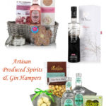 Gin Hampers Single Bottles & Flavoured Gin Gifts