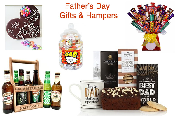 Father's Day Hampers and Gifts for Dad