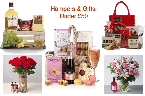 Hampers and Gift Baskets under £50