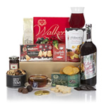 Gift Wrapped Beer & Ale Hamper Basket