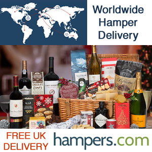 Hampers worldwide delivery