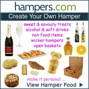 Bespoke hampers DIY create your own food drink hampers