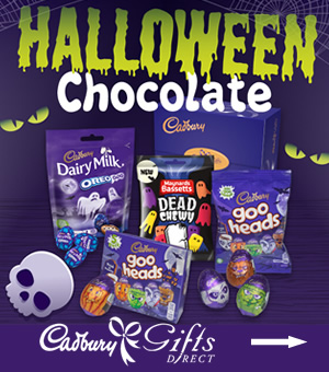 Cadbury Halloween Sweets & Chocolate Gifts