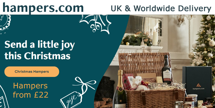 Christmas Hampers under £50