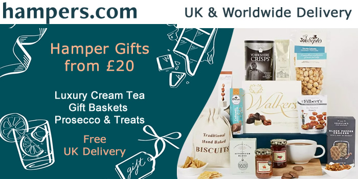Hampers and Gifts from £20