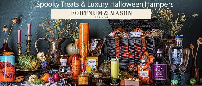 Fortnum & Mason Halloween Hampers Gifts & Treats