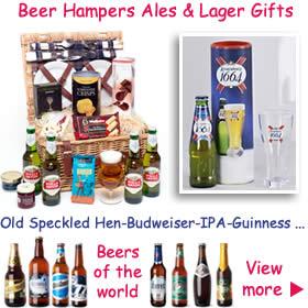 Beer Hampers