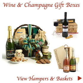 Champagne Hampers