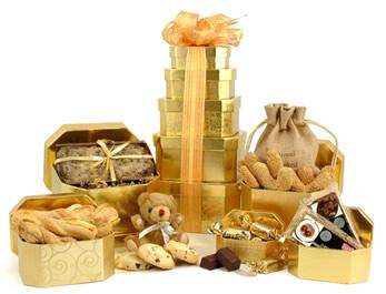 Luxury Cookies Biscuits Hamper Gifts