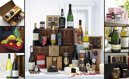 M&S Christmas Food and Drink Hampers