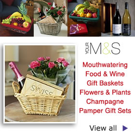 M&S Hampers