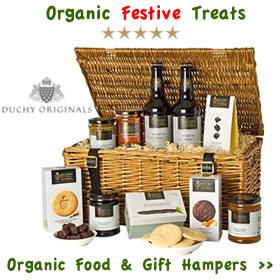 Organic Hampers