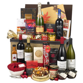 Luxury Christmas Food and Drink Hampers