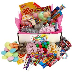 Retro Sweets From the 70s 80s Hampers