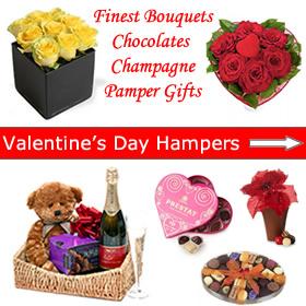 Valentine's Day Hampers